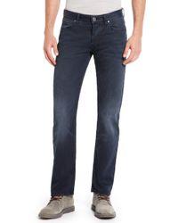 Boss Orange Orange 25  Regular Fit 1125 Oz Cottonblend Jeans - Lyst
