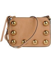 Marc Jacobs Beige Handbag - Lyst
