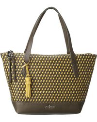 Cole Haan Parker Weave Tote - Lyst