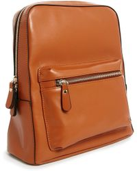 Asos Clean Backpack with Adjustable Straps - Lyst