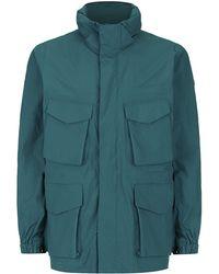 Paul Smith Waterproof Field Jacket - Lyst