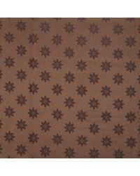 Mulberry Monogram Block Coloured Scarf - Lyst