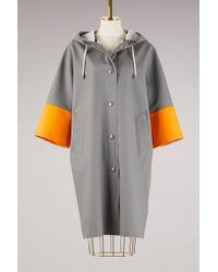 Marni - 3/4 Sleeves Raincoat - Lyst