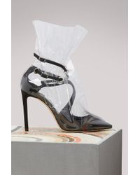 Jimmy Choo - X Off-white Claire 100 Sandals - Lyst