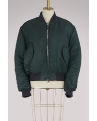 Acne | Clea Bomber | Lyst