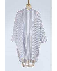 Jil Sander - Estelle Long Shirt - Lyst