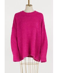 Étoile Isabel Marant - Sayers Alpaca And Wool Sweater - Lyst