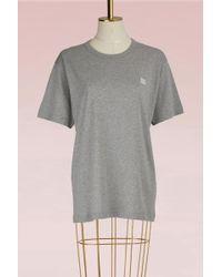Acne Studios - Cotton Nash Face Shirt - Lyst