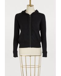 James Perse - Cotton Palms Hoodie - Lyst
