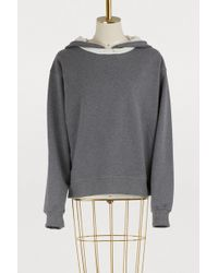 JW Anderson - Embroidered Sweatshirt - Lyst