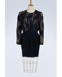 Roseanna - Coton Sara Dress - Lyst