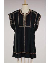 Étoile Isabel Marant - Cotton Belissa Dress - Lyst