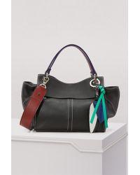 Proenza Schouler - Curl Leather Handbag - Lyst