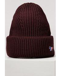 Maison Kitsuné - Fox Hat - Lyst