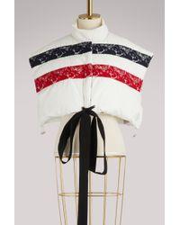 Moncler Gamme Rouge - Manu Short Down Jacket - Lyst