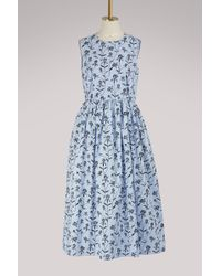Sofie D'Hoore - Drissia Cotton Dress - Lyst