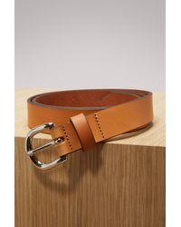 Isabel Marant - Zap Leather Belt - Lyst