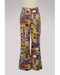Stella Jean - Pantalone Pants - Lyst