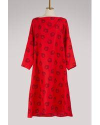 Sofie D'Hoore - Derby Silk Dress - Lyst
