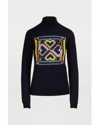 Marco De Vincenzo - High Neck Sweater - Lyst