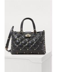 Valentino - Quilted Handbag - Lyst