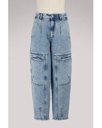 Stella McCartney - Leanna Jeans - Lyst