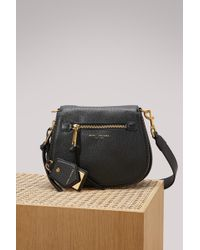 Marc Jacobs   Recruit Small Nomad Saddle   Lyst