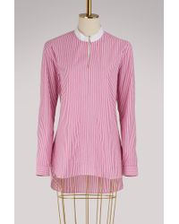 Marie Marot - Mary Cotton Shirt - Lyst