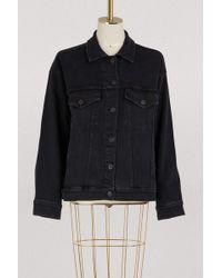 3x1 - Oversized Classic Denim Jacket - Lyst