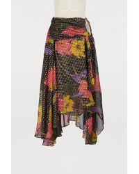 Dodo Bar Or - Vera Lurex Skirt - Lyst