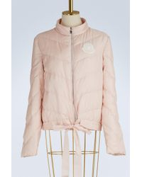 Moncler Gamme Rouge - Pirouette Silk Jacket - Lyst