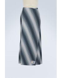 AALTO - Pleated Wrap Skirt - Lyst