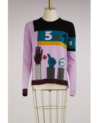 Valentino - Counting 6 Knitwear - Lyst