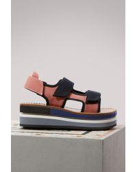 Marni - Wedges Sandals - Lyst