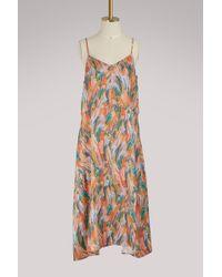 La Prestic Ouiston - Rosa Sleeveless Dress - Lyst