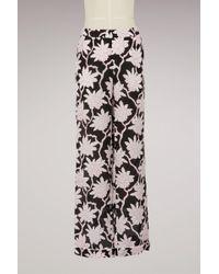 Valentino - Pantalon de pyjama imprimé - Lyst