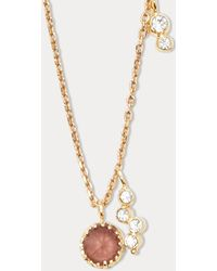 Medecine Douce - Quartz Small Necklace - Lyst