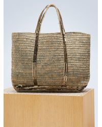 Vanessa Bruno - Medium+ Cabas With Sequins - Lyst