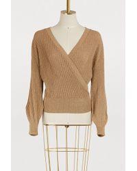 Vanessa Seward - Lurex Sweater - Lyst