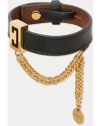 Givenchy - Gv Heart Bracelet - Lyst