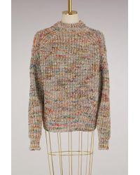Acne Studios - Wool Zora Sweater - Lyst