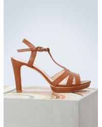 Repetto | Bikini Sandals With Heels | Lyst