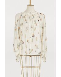Forte Forte - Highlands Flowers Shirt - Lyst