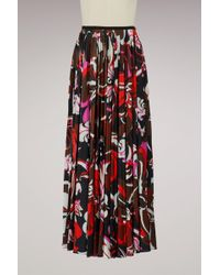 Emilio Pucci - Aruba Printed Skirt - Lyst