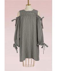 Paskal - Coton Dress - Lyst