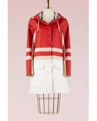Marni - Long Sleeves Raincoat - Lyst