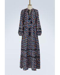 Tory Burch - Sonia Long Dress - Lyst