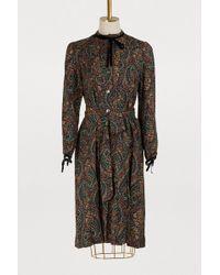 A.P.C. - Nola Dress - Lyst