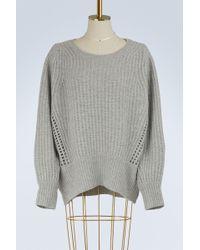 Rag & Bone - Athena Cashmere Sweater - Lyst
