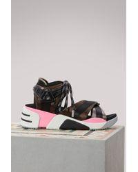 Marc Jacobs - Somewhere Sport Sandals - Lyst